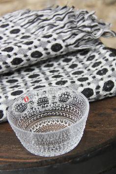 Iittala Kastehelmi / Lapuan Kankurit Corona blanket