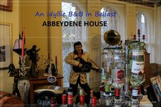 A charming Bed & Breakfast in Belfast - Abbeydene House has all you could ask for. Lavish breakfasts, amazing rooms and sea-views from your window.