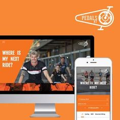 Pedals NT We are excited to have completed the website and be working with Pedals NT on their marketing and strategy implementation. Pedals NT is a fresh approach to cycling, an attempt to group the cycling disciplines under one banner and engage with the everyday cyclists.