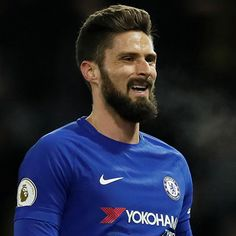 Chelsea's January sign in, Olivier Giroud has stated his greatest regret was leaving Arsenal without winning the Premier League with the North London Soccer Skills, Soccer Tips, English Premier League, Play Soccer, North London, Chelsea Fc, Best Player, Best Games, Football Players