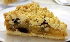 Pastel de manzana y canela, muy fácil. El mejor pastel de manzana con crumble que hice!!! Descubre tu también la receta en blog y disfruta de esta delicia!!!