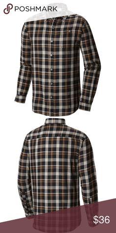 Columbia Flannel Long Sleeve Shirt,Multi Plaid, 3X Columbia Mens Big Cornell Woods Flannel Long Sleeve Shirt, Black/Multi Plaid, 3X. Columbia Shirts Casual Button Down Shirts