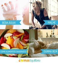 Bons motivos para você adotar hábitos de vida saudáveis http://maisequilibrio.com.br/10-motivos-para-voce-adotar-habitos-saudaveis-7-1-6-69.html