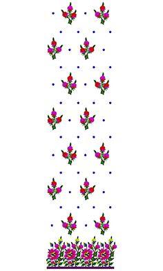 9603 Daman Embroidery Design