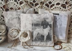 Купить Сувенирные подвески (текстильные) - чёрно-белый, текстильная подвеска, Подарок собаководу, интерьерное украшение