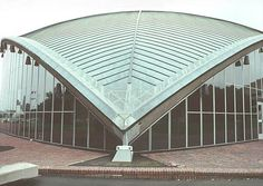 shell roof structure