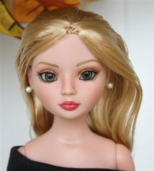 """Partial Repaints - *Enchanted* Welcome to my 16"""" Doll Repaints"""