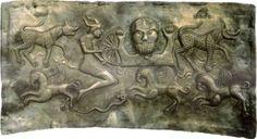 Daghda of the Tuatha dé Dannan. Other names: Dagodeiwos, Eochaid Ollathair, Fer Benn, Easal, Cernunnos… The most powerful among the fairies. #daghda
