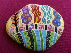#stonepainting #tasboyama
