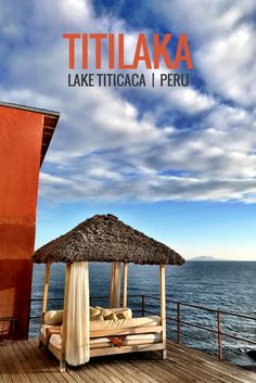A quick peek at Titilaka - a luxury hotel on the banks of Lake Titicaca, Peru. South America Destinations, South America Travel, Travel Destinations, Travel Tips, Travel Articles, Travel Stuff, Travel Ideas, Lake Titicaca Peru, Peru Travel