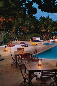 Don't miss Shore Club's pool scene, whether it's day or night. #Jetsetter