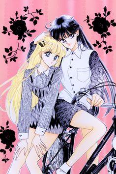 Minako & Rei