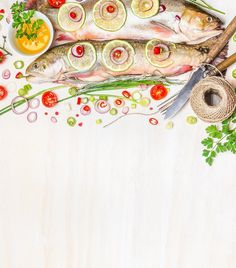 Fresh with cooking ingredients  by VICUSCHKA on @creativemarket