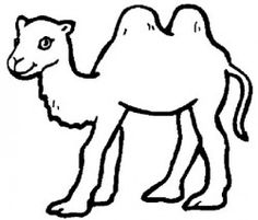 Free printable camel coloring pages for kids. Color this online pictures and sheets and color a book of camel coloring pages. Coloring Pictures Of Animals, Zoo Animal Coloring Pages, Animal Pictures, Super Coloring Pages, Baby Coloring Pages, Coloring Books, Colouring, Print Pictures, Colorful Pictures