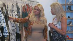 Jessica Simpson exudes self-confidence at any shape, and so should you.