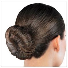 NWT Revlon hair bun maker in dark brown Create endless up-do's the Revlon Sophist-o-twist Unit is made of velvet material that is gentle on the hair. No Clips or pins needed Instructions:  1. Put your hair through hole in the center and gently squeeze both sides of the Sophist-o-twist to hold securely 2. Slide Sophist-o-twist down  3. Roll Sophist-o-twist inward reaching the back of your head  4. Bend Sophist-o-twist downward to form a circle and overlap end to secure it in place  5. Pull…