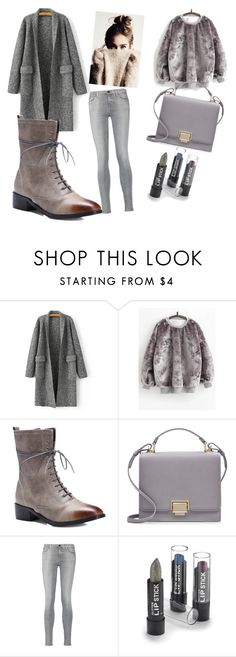 """Untitled #148"" by mirnesa-mirha ❤ liked on Polyvore featuring Smythson and 7 For All Mankind"