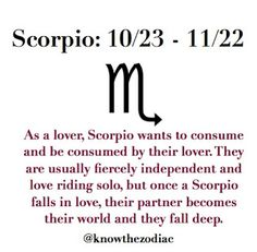 All About Scorpio, the most passionate, powerful and magnetic members of the zodiac. Scorpio Sagittarius Cusp, Scorpio Zodiac Facts, Scorpio Traits, Zodiac Signs Scorpio, Scorpio Quotes, Scorpio Woman, Zodiac Star Signs, My Zodiac Sign, Zodiac Quotes