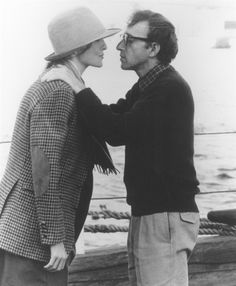 annie hall  - diane keaton  and woody allen