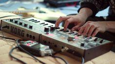 Microkorg Mellotron Sound