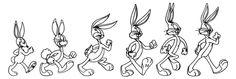Bugs Bunny Evolution