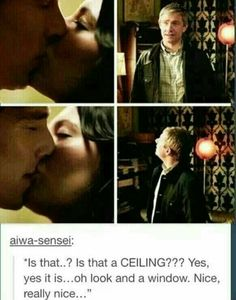 We all were John Watson at this moment