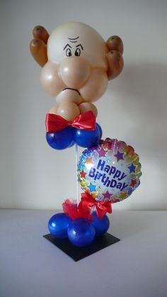 Birthday for a 'Grumpy'