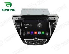 Quad Core Android5.1 Car Stereo DVD Player GPS Navigation for Hyundai Elantra 14