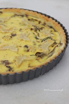 SosiDolceSalato: Quiche con Carciofi e Salsiccia