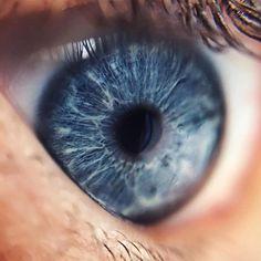 Blue eyes. #macro by @anneka.lane !  #squidcam #squidcamfam  www.squidc.am