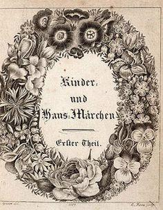 Brüder Grimm, Märchen / Brødrene Grimm, Eventyr