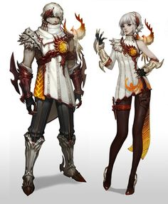 Aion 4.0: Coin Armor - The Art of Aion Online