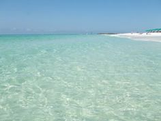 Gorgeous water in Destin, FL....definitely one of my favorite places!