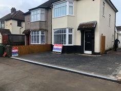 Here are some before and after photos of a driveway project, completed by SD Home Improvements in Bristol City. Driveway features: removal of the old surface new hardcore base and membrane sheeting ACO drain channels across the front bed of paving sand double Grey border around the perimeter Charcoal block paving finish SD Home Improvements […]
