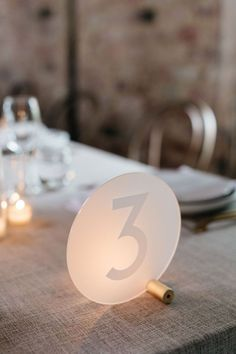 Romantic and ethereal, this wedding is what dreams are made of. On the day stationery by us. See here for more details. Wedding Story, Our Wedding, Wedding Sparklers, French Wedding, Wedding Signage, Wedding Table Numbers, Votive Candles, Confetti, Real Weddings