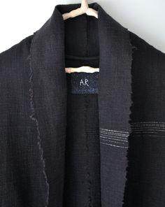 Thulma Coat | Amy Revier
