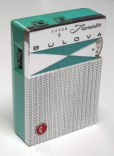 Transistor Radios... I felt so cool with my earphones!  KFWB in LA rawked!
