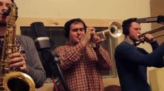 Lucky Chops - Danza Kuduro/Eye Of The Tiger Mashup (BRASS BAND COVER)