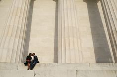 national mall monuments engagement pictures washington dc wedding photography (6)