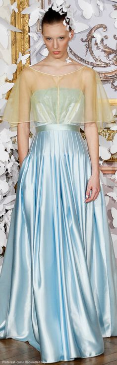 Alexis Mabille Haute Couture   S/S 2014
