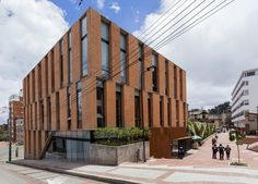 University of Los Andes Public Space and Integrated Care Center / Daniel Bonilla Arquitectos