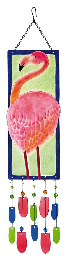 Features: -Theme: Birds and birdhouses. Product Type: -Wall décor. Color: -Pink; Green; Blue. Style: -Contemporary. Material: -Glass/Metal. Theme: -Animal. Dimensions: Overall Height - Top to B