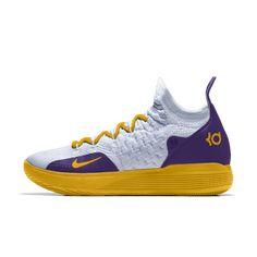 ab8936960d072e Nike Zoom KD11 iD Men s Basketball Shoe Nike Kicks