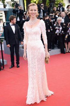 Eva Herzigova in Dolce & Gabbana 2012