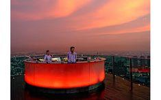 Above Bangkok: Sirocco Bar