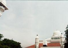 Masjid AZ-ZIKRA Bogor #filmcamera #kodakgold200 #yashicasamuraix3 Bad Film, Bogor, Film Camera, Taj Mahal, Building, Travel, Viajes, Buildings, Movie Camera