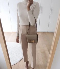 Business Casual Outfits, Professional Outfits, Office Outfits, Work Outfits, Elegantes Business Outfit, Elegantes Outfit, Looks Chic, Looks Style, My Style