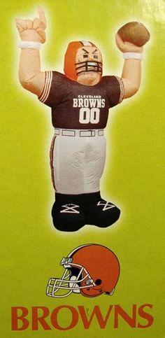 Cleveland Browns Player Indoor