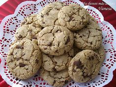 Galletas cookies | Mis deseos más dulces, Vanesa Sierra