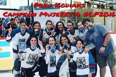 Perú Kodiaks Campeón categoría Mujeres A #lp2016 #champion #liga #argentina #roller #hockey http://ift.tt/2fF1P2a - http://ift.tt/1HQJd81